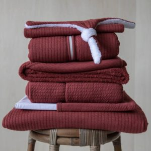 gigoteuse hiver rouge little dutch pure indian rouge red bebe textile chambre my little cocoon brest