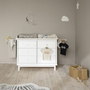 commode a langer seaside 6 tiroirs seaside oliver furniture meuble bebe chambre my little cocoon brest
