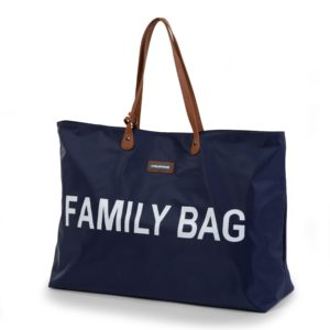 sac weekend family bag bleu marine navy childhome my little cocoon brest